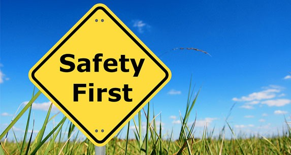 As we head toward the end of this dismal season let's not get lazy with safety….