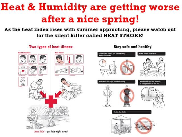 Heat Stress / Heat Illness